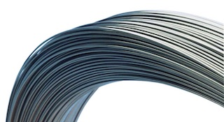 Pure tungsten wire 99.95%